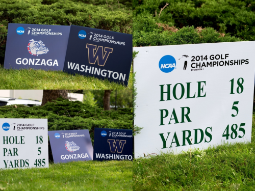 NCAA 2014 Womens Golf Regionals